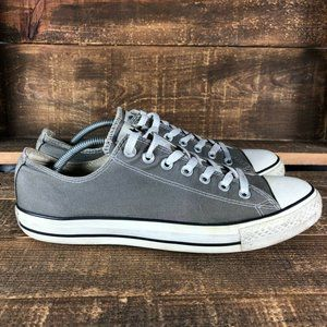 Converse Mens Chuck Taylor All Star Low Shoes 11